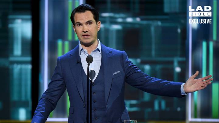 Jimmy Carr Says He's Already Told The Joke That Will End His Career