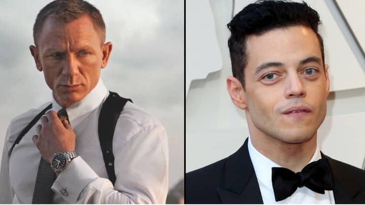 Rami Malek Confirmed As Next Bond Villain