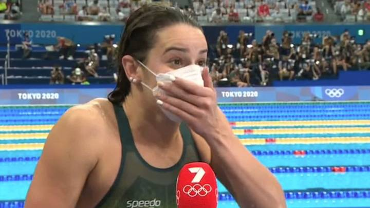 'F**k Yeah': Aussie Swimmer Gives X-Rated Answer During Interview After Winning Gold
