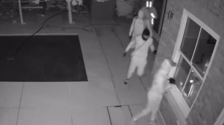 Chelsea Star Reece James Reveals CCTV Footage Of Thieves Breaking Into His Home
