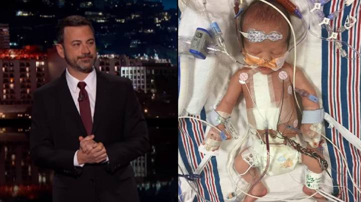 Jimmy Kimmel Reveals Heartbreaking Details Of His Son's Birth