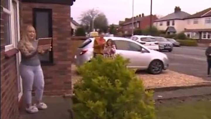Nurse Who Helped Dying Coronavirus Pensioner Gifted A Car