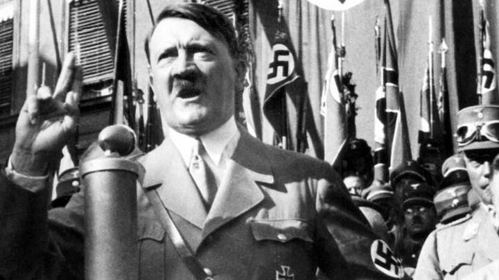 Hear The Only Known Recording Of Hitler's Normal Speaking Voice