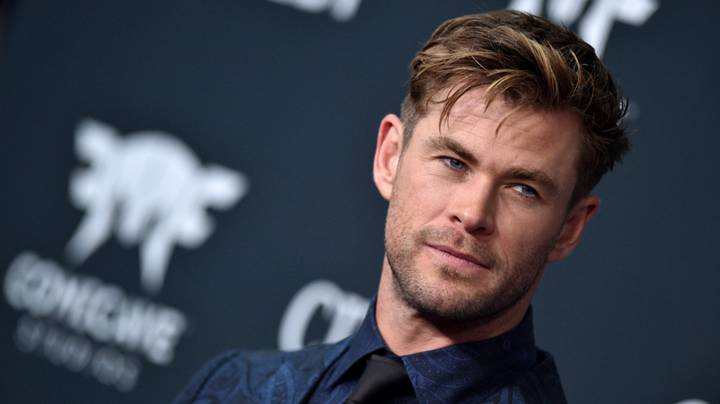 ​Chris Hemsworth Reveals He's Taking A Break From Acting To Spend Time With His Kids