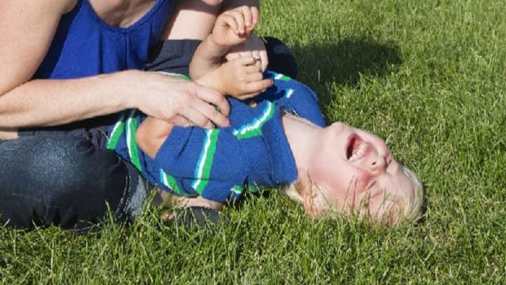 Parent's Claim That Tickling Is 'Child Abuse' Ignites Huge Social Media Debate