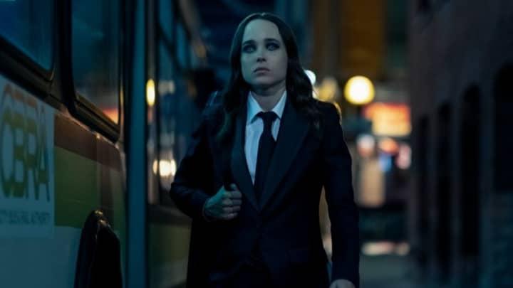 Netflix Confirms Elliot Page Will Return In Umbrella Academy Season 3