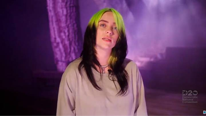 Billie Eilish Has Joked She Won't Release New Album Unless Fans Stop Making Fun Of Her Hair