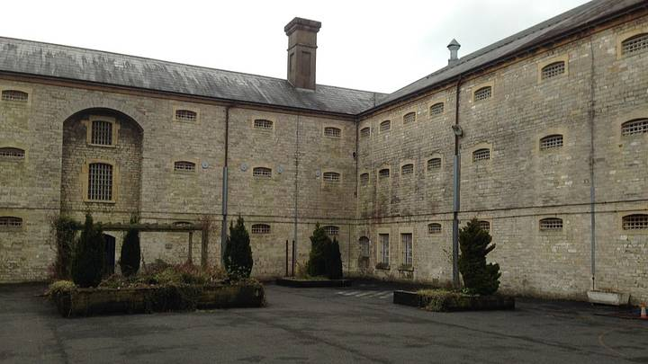You Can Spend The Night In 'Most Haunted Prison In The UK'