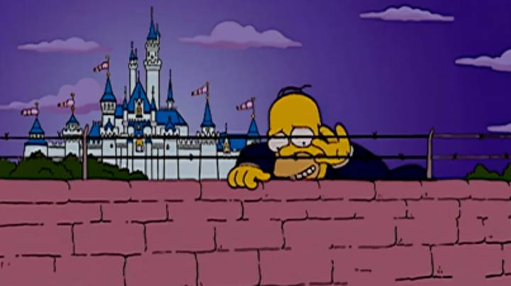 The Simpsons Predicted The Future With Disney's Fox Takeover