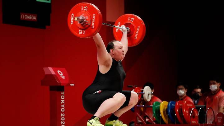 Transgender Weightlifter Laurel Hubbard Announces Plans To Retire After Olympics Appearance