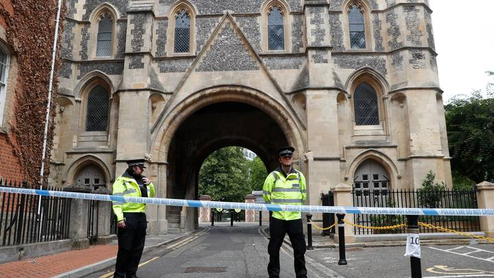 Police Declare Reading Stabbing That Killed Three A Terrorist Incident