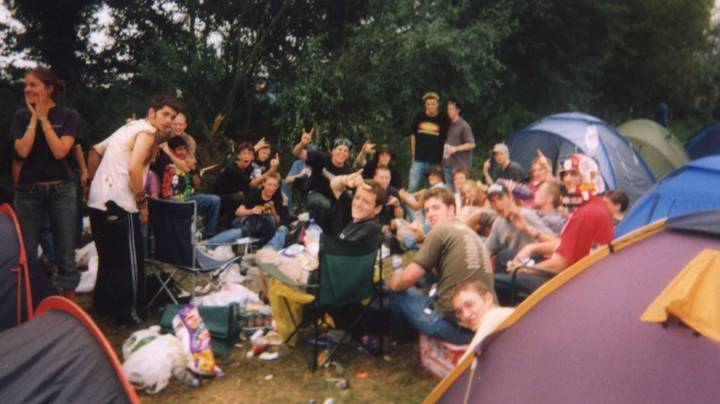 Man Discovers Losing His Wallet At Reading Festival 2003 Sparked Annual Drinking Game