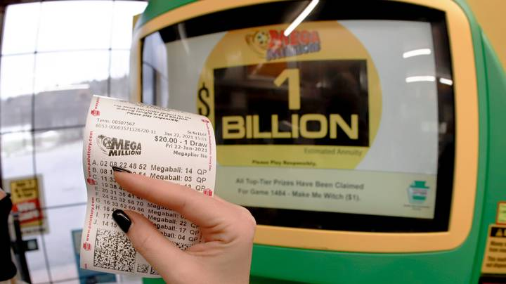 Lucky Winner From Michigan Scoops $1 Billion Mega Millions Lottery Win