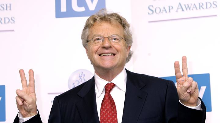 'The Jerry Springer Show' Has Been Cancelled After 27 Years