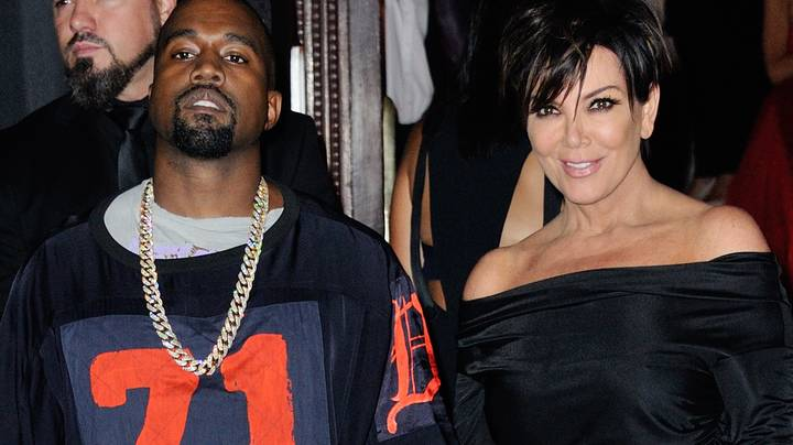 Kanye Asks Kris Jenner If She Wants 'To Go To War'