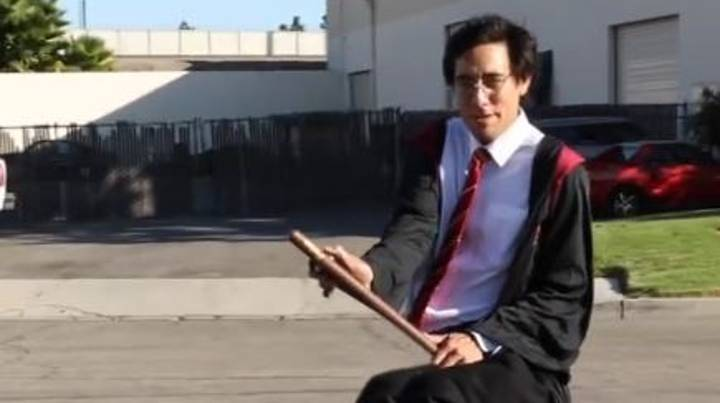 'Bizarre' Harry Potter Illusion Is TikTok's Most Watched Video Ever