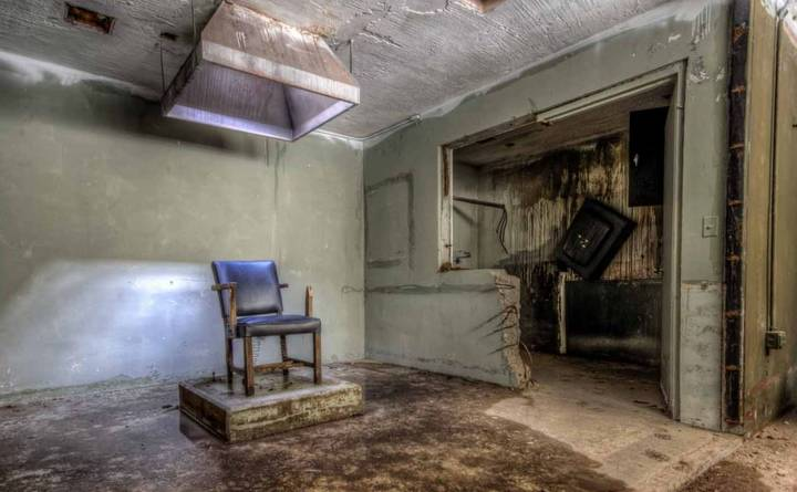 Haunting Images Of The Real Abandoned Prison Featured In The Green Mile Film