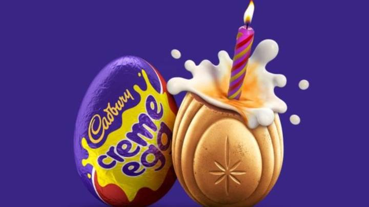 Cadbury Has Hidden 200 Gold Creme Eggs And Customers Could Win £5,000 If They Find One