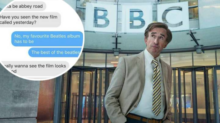 Guy Uses Alan Partridge Quotes On Tinder And May Have Bagged Himself A Date