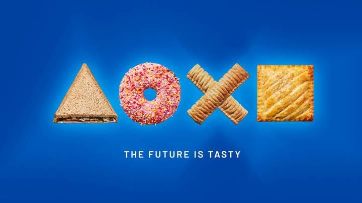 Greggs Launches PlayStation 5 Food Box Available For Delivery To Gamers