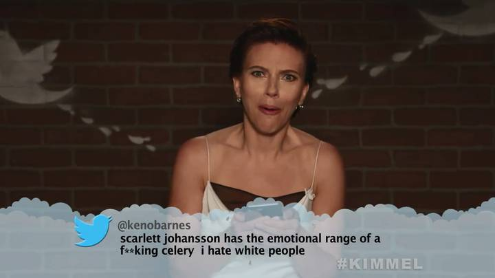 Check Out The 'Avengers' Special Edition Of 'Celebrities Read Mean Tweets'