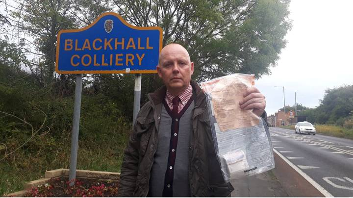 Police Have Identified Generous Duo Who Left £2,000 Bundles Of Cash Dotted Around Village