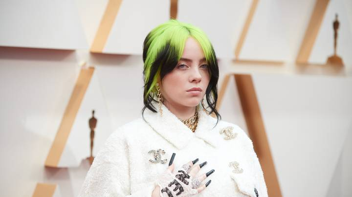 Billie Eilish Lost Thousands Of Followers After Sharing Drawings Of Boobs