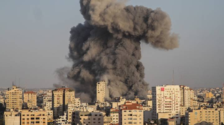 There Are Concerns Israel And Palestine Are Heading 'Towards A Full-Scale War'