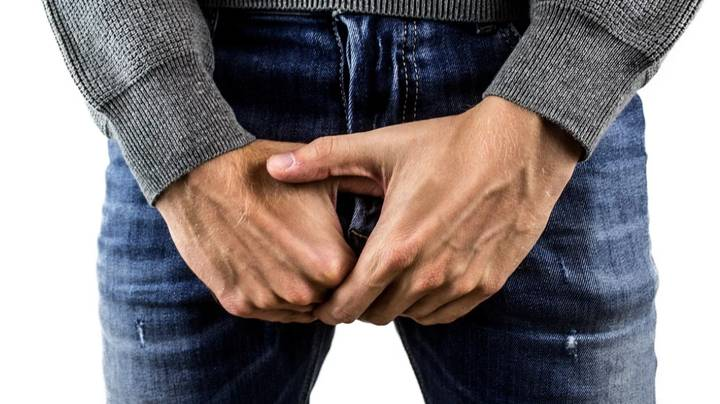 Men Touch Their Testicles Around Seven Times A Day