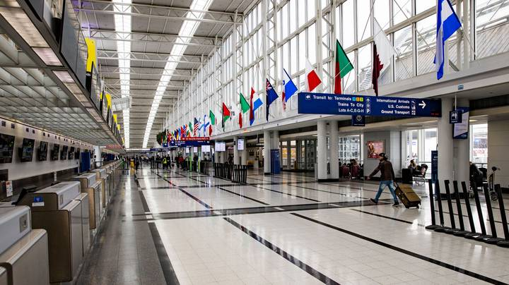 Man Lived Inside Airport For Three Months Due To His 'Fear Of Covid'