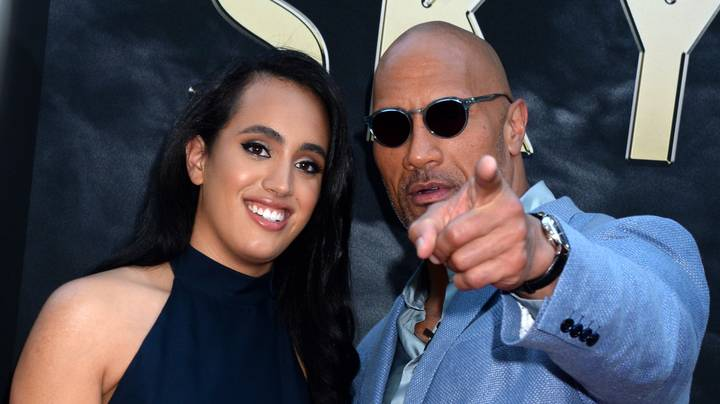 Dwayne Johnson Says He's 'Very, Very Proud' After Daughter Simone Joins WWE