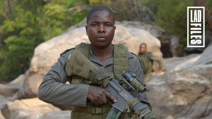 How One Woman Escaped Her Violent Marriage To Join The World's First All-Female Anti-Poaching Force