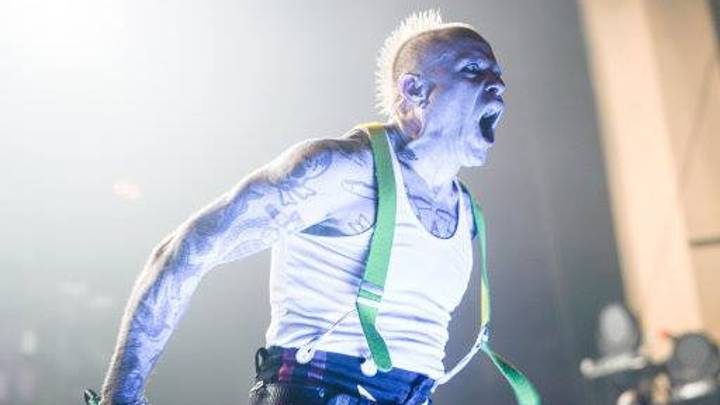 The Prodigy Singer Keith Flint Has Died Aged 49