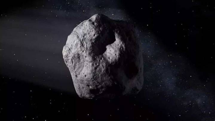 Huge 340m 'God Of Chaos' Asteroid To Be Visible As It Passes By Earth This Week