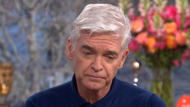 Phillip Schofield's Emotional First Words After Coming Out As Gay