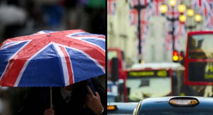 An American Has Listed Everything That's 'Weird' About Britain