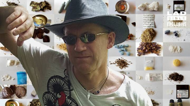 Dad Tries More Than 150 Different Drugs To See What They're Like