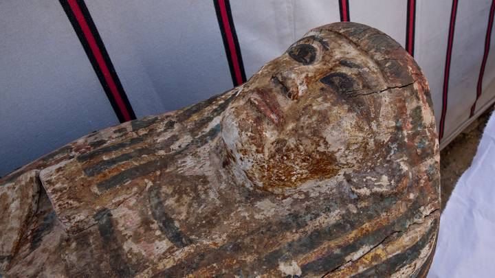 Archaeologists Unearth Dozens Of 3,000 Years Old Mummies In Ancient Temple