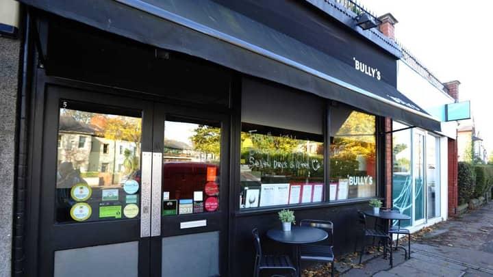 Bully's Restaurant Names And Shames No Shows On Social Media