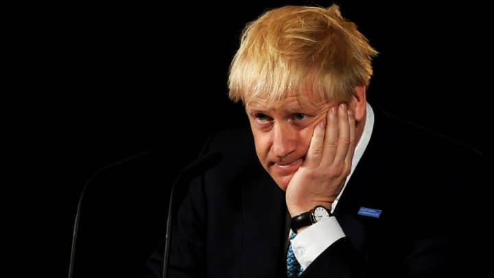 Boris Johnson Calls For A Snap General Election