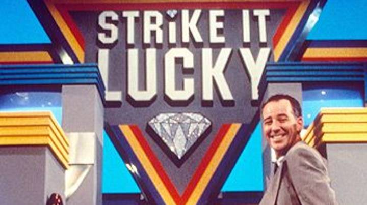Michael Barrymore Wants To Play Huge Game Of Strike It Lucky On Instagram Live