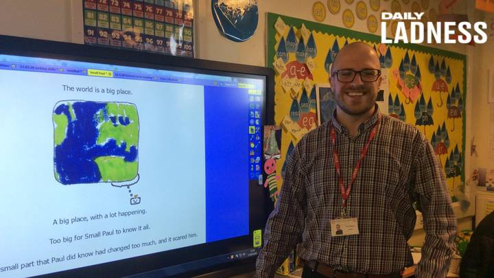 Primary School Teacher Writes Story To Help Scared Pupils During Coronavirus Pandemic