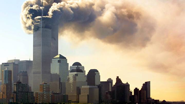 The Stories Behind The Most Haunting Photographs Of 9/11