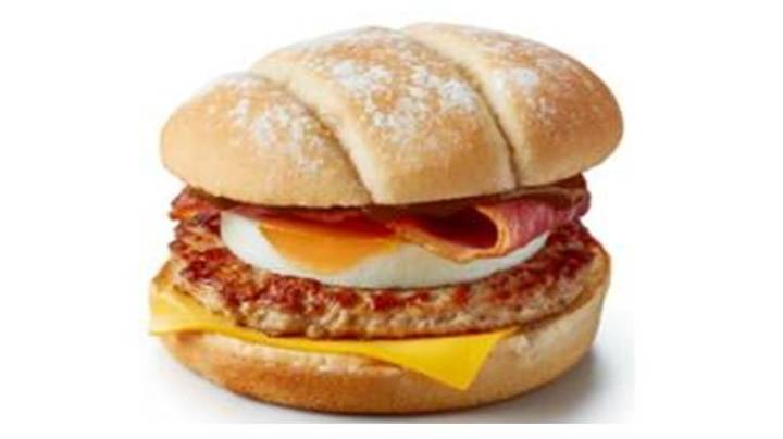 McDonald's To Add Breakfast Roll With Bacon, Sausage, Egg And Cheese To Menu