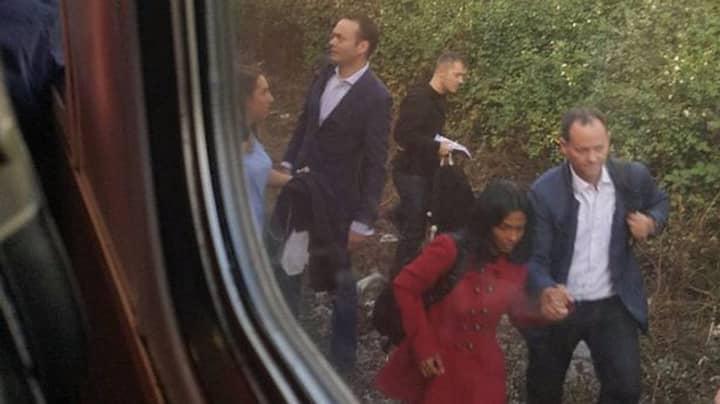 Man Reading Bible Aloud On London Train Causes Passengers To Evacuate