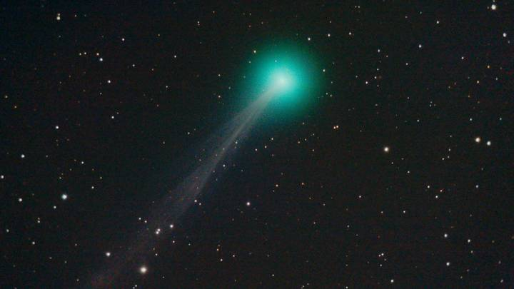 Comet Swan Will Be Visible In UK Skies From Tonight
