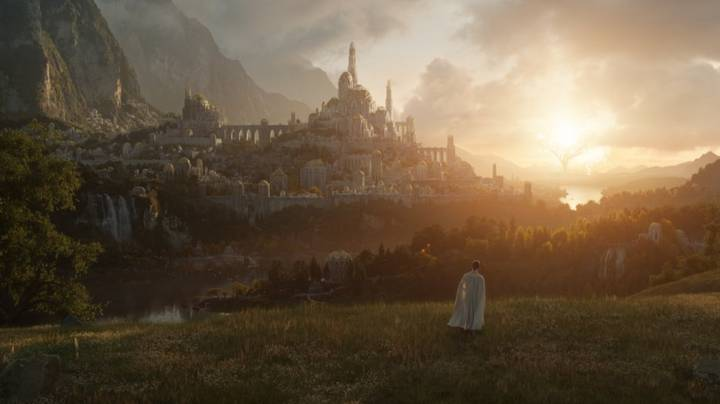 Amazon Announces Release Date For The Lord Of The Rings Series