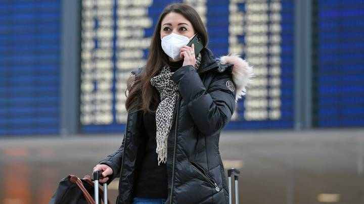Fines Of Up To $50,000 For Those Who Don't Wear Face Masks In Western Australian Airports