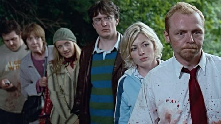Simon Pegg Admits He's Written A 'Ridiculous' Vampire-Driven 'Shaun Of The Dead' Sequel Treatment
