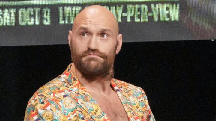 Tyson Fury Explains Husky Voice Is Result Of Sparring Incident